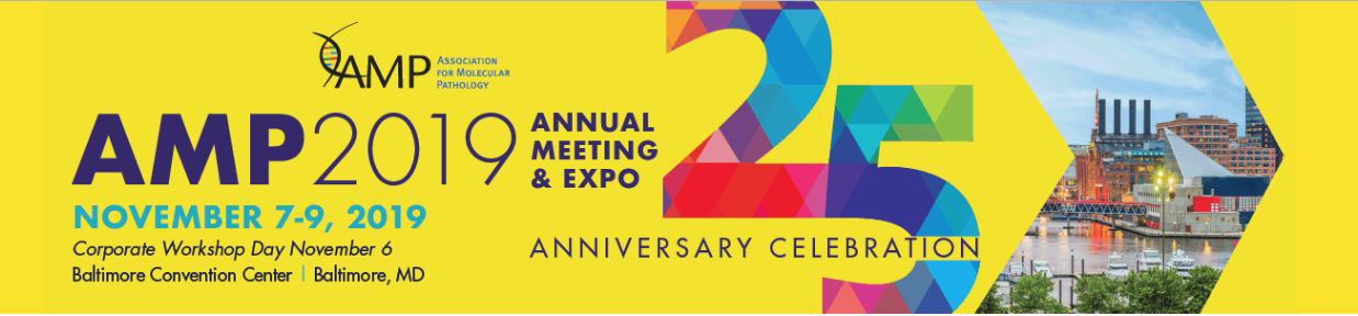 Logo: AMP 2019 Annual Meeting & Expo