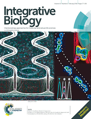 Integrative Biology Cover